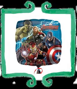 "Palloncino mylar Avengers 18""/45cm"