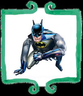 Palloncino Airwalker Batman - 111 x 91 cm