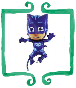 Palloncino mylar Gattoboy PJ Masks