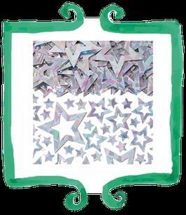 Confetti da tavolo stelle