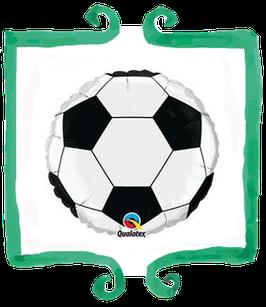 Palloncino Mylar Pallone da calcio