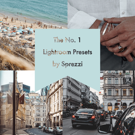 LIGHTROOM (MOBILE) PRESETS
