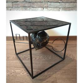 Tavolino stile industriale ART All my secrets