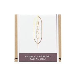 Bambus Aktivkohle Gesichtsseife (Bamboo Charcoal Facial Soap)