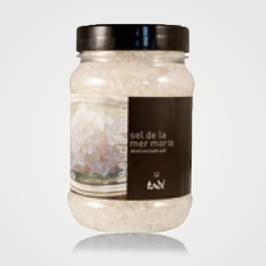 Salz aus dem Toten Meer