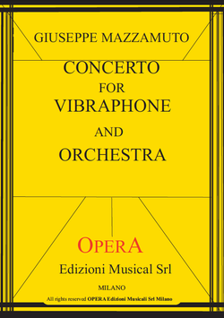 Concerto for Vibraphone and Orchestra