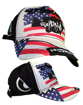 CAP AMERICAN Bass