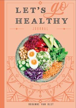 Let's go healthy journal (voorverkoop)