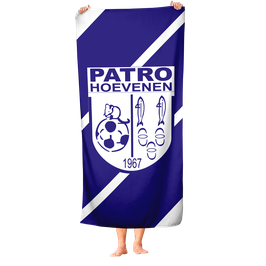 Patro Hoevenen - Handdoek - 70 x 140 cm