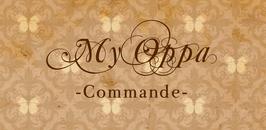 Commande (40% acompte) Françoise A