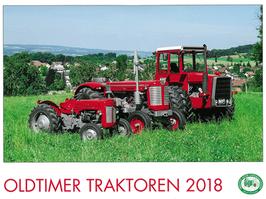 Oltimer Traktoren Kalender 2018