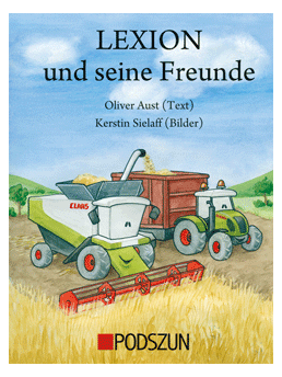 Lexion und seine Freunde (Kinder-Bilderbuch)