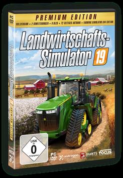 PC Landwirtschafts Simulator 19: Premium Edition
