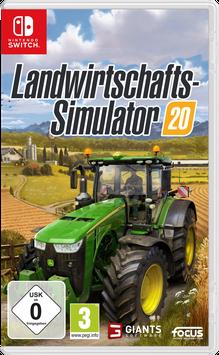 NWS Landwirtschafts-Simulator 20 (PEGI)