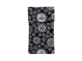 All-In Mini 13 cm schwarz Mandala