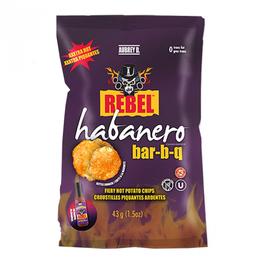 Chips Habanero Barbecue - Aubrey D