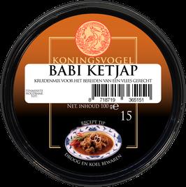 Pâte d'Épices Babi Ketjap - Koningsvogel