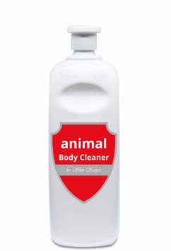 Dog Body Cleaner (1000ml.)