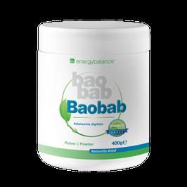 Baobab Bio Fruchtpulver