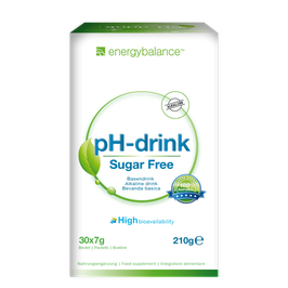 FRH pH-drink Basendrink Sugar-Free