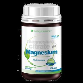 Magnesium Citrat