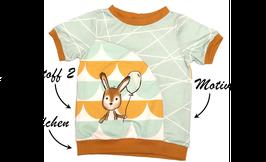 T-Shirt Adriel - eigene Stoffauswahl