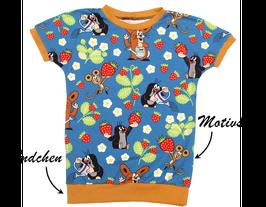 T-Shirt Raphael - eigene Stoffauswahl
