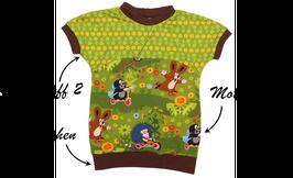 T-Shirt Zacharias - eigene Stoffauswahl