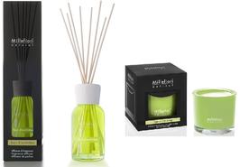 Diffusore di fragranza a bastoncini 250 ml  +Candela profumata in bicchiere
