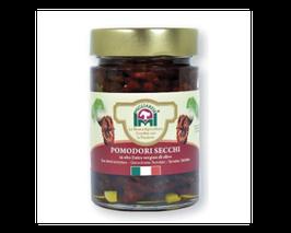 Trockene Tomaten in Olivenöl