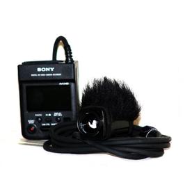 Gutmann Mikrofon Windschutz für Sony HXR MC1P