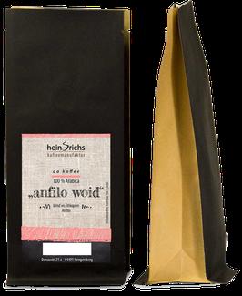 """da kaffee """"anfilo woid"""""""