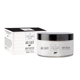 Au Lait Body Butter