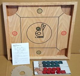 日本カロム協会推奨ミニスリム型カロム盤【新発売】