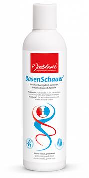 basenschauer - basisches duschgel mit mineralien, kräuterextrakten & kampfer