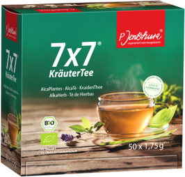 7x7 Kräuter Tee  - Schlacken lösen