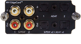 MH|EdgeBus Karten 2xSPDIF 2xADAT - early access - Preorder