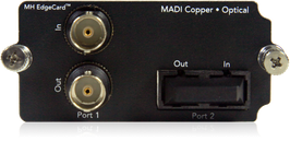 MH|EdgeBus Karten MADI Copper+Optisch early access - Preorder
