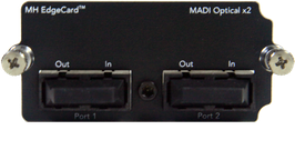 MH|EdgeBus Karten MADI 2xOptisch early access - Preorder