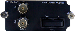 MADICopper/Optical EdgeBus Karte