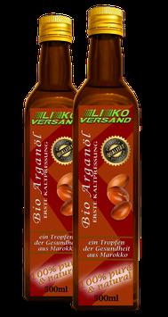 Arganöl bio kaltgepresst nativ
