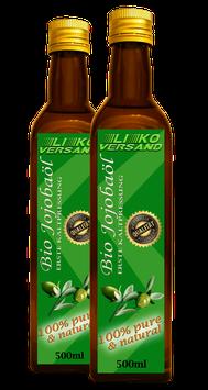 Jojobaöl bio kaltgepresst nativ