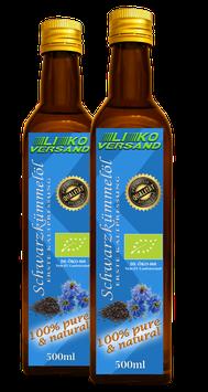 Schwarzkümmeöl bio kaltgepresst