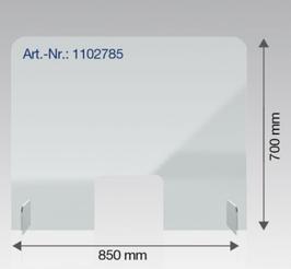 CIP-1102785 Nies-Spuckschutz