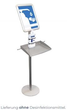 CIP-1102600 Desinfektionsmittel-Station