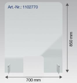 CIP-1102770 Nies-Spuckschutz