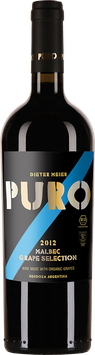 Puro Grape Selection Malbec Bio
