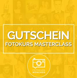 Gutschein Masterclass Kurs