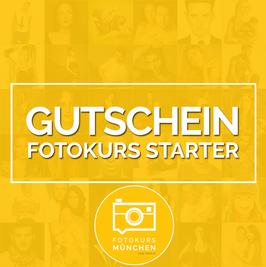 Gutschein Studiofotografie Kurs