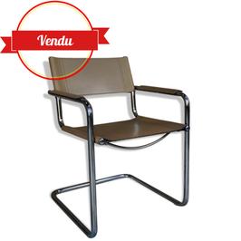 Fauteuil MG5 design Centra Studi Matteo Grassi